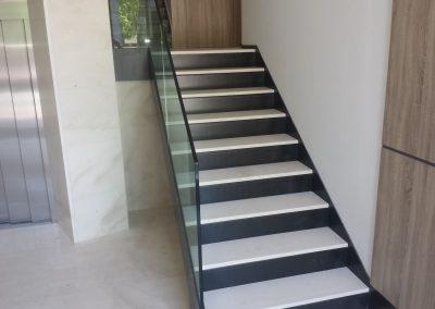 Escalera en San Agustín 1